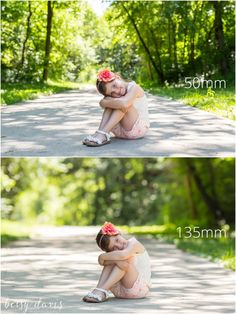 how to take photos with dslr with blurred background