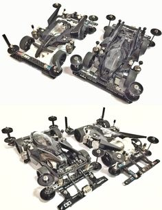 Black Series (S2 Chassis) #ミニ四駆 #tamiya #tamiya_indonesia Mini 4wd, Hobby Toys, Black Series, Tamiya, Rc Cars, Hobbies, Design, Corse, Design Comics