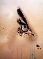 Eye by zoleeart