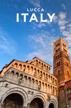 Explore Lucca on a Rick Steves tour. #ricksteves #lucca #italy #tourism
