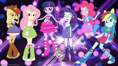 equestria girls party - Google Search