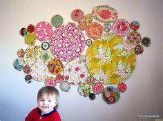 How to Make Embroidery Hoop Artwork - Mommy Is Coo Coo