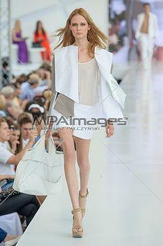 Warsaw Fashion Street 2012 - Marta Kuba fashion show | © Mariusz Pałczyński / MPAimages.com