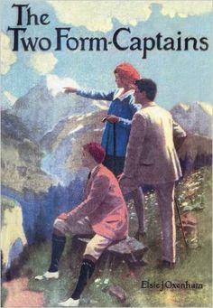 Amazon.com: The Two Form-Captains (9780956783479): Elsie J. Oxenham, Percy Tarrant: Books