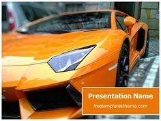 34 Best Free Automotive Powerpoint Ppt Templates Images