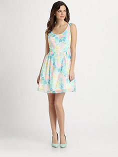 This Lilly Pulitzer dress is perfect for any summer wedding!