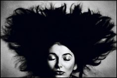 Kate Bush 1981 by Anton Corbijn.