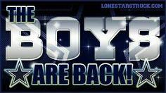 Dallas Cowboys!!                                                                                                                                                                                 More