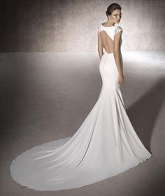 San Patrick by Pronovias from Opus Couture.