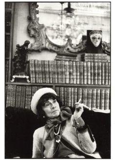 Coco by Henri Cartier-Bresson.