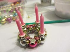 lovely mini christmas ornaments & tutorials Nostalgia in 1zu12