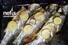 Fırında Levrek (Sarımsak Soslu) – Nefis Yemek Tarifleri