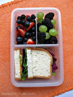Keeley McGuire: Lunch Made Easy: #GFCF Adult Work Lunches ~ Gluten, Dairy, & Nut Free @Udi G.'s Gluten Free Foods