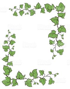 Ivy Plant Clip Art 5