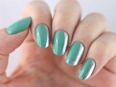 Spektor's Nails: Ruffian Nails / OPI Nordic / Gwen Stefani Holiday 2014