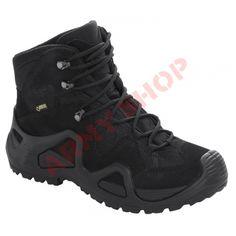 LOWA Zephyr GTX MID TF moteriški batai, JUODI
