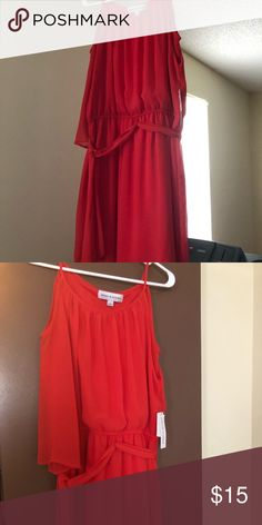 26becd909fac Red dress by Emma   Michele Great for nights out. Never been worn Emma