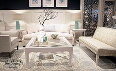 Big Burst Of Color At High Point Market Shabbyfufu Design Rowe Furniture