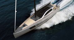 BD56 –The all New Crossover yacht
