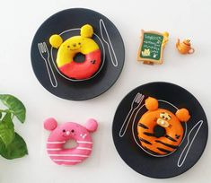 Pooh & friends donuts by yuki_ym (@yuki_s117)