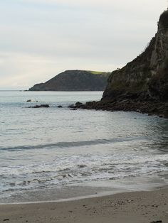Duporth Beach, Charlestown, Cornwall | The Cornish Life