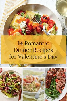 22 Recipes for Date Night at Home Gourmet meals Gourmet and Meals