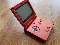 Original Nintendo Game Boy Advance SP Flame Red Handheld System Bundle, Gameboy, Charger, Red Backpack Case & four games Retro Game Systems, Nintendo Game Boy Advance, Original Nintendo, Red Backpack, Retro Video Games, Finding Nemo, Super Mario Bros, Nintendo Consoles, Charger