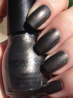 Sinful Colors: Aced Out