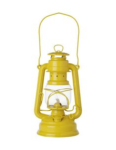 STORM LANTERN   £29.00 Best quality, paraffin fuelled, steel and glass hurricane lamp made in Germany. Sturdy and good-looking.