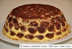 Palacsintatorta / Creps Cake - Brigi's kitchen
