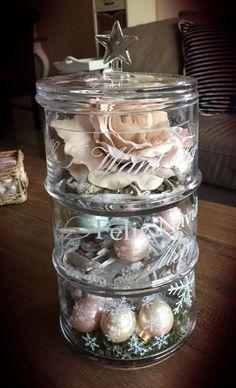 Riviera Maison X-mas stackable jar