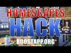 Homescapes Hack iOS & Android  Unlimited coins stars and lives Cheats