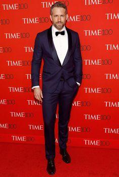 c9e5dd9c32b The Ryan Reynolds Style Lookbook Moda, Estilo De Ryan Reynolds, Hombre  Mejor Vestido,
