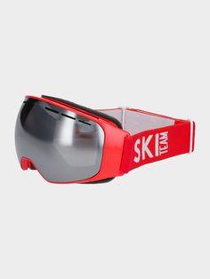 Mască de schi pentru femei. 4F este un brand care oferă îmbrăcăminte și accesorii de sport. de calitate înaltã. Sport, Deporte, Sports