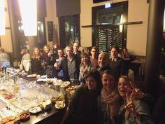 Gestern war das JEANS.CH Weihnachtsessen war ein toller Abend mit dem ganzen JEANS.CH Team.