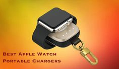 Finding best apple watch portable chargers? Here we have curated a list of best portable chargers compatible with apple watch series 3 & 2 from amazon.