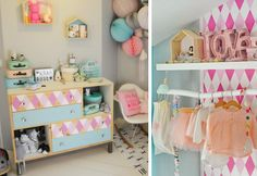 diy in nursery