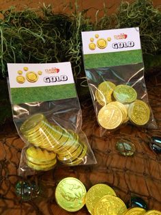 chocolate coins candy for Gold