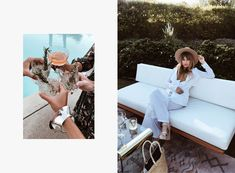 To celebrate their US launch, Leaders of Style II, Samuel Leetham and Saasha Burns of BEAR brought together a community of thought leaders… The Beach People, Desert Flowers, Pink Moon, Ace Hotel, Love Film, Dion Lee, Swim Club, Cocktail Making, Special Guest