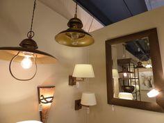 Showroom winkel interieur verlichting . Romantisch landelijke of ...