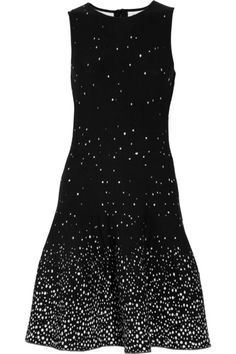 Issa Splash intarsia knitted jersey dress that is of course not available in my size