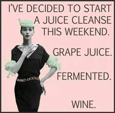 Share with us the #wine in your juice cleanse at BottleStockapp.com!