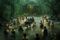 Bayou swamp meet