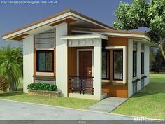 diseños de casas pequeñas - Buscar con Google