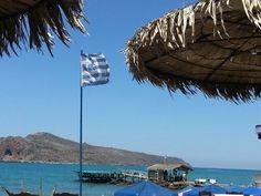 Baloos office :) Agia Marina Crete Wind Turbine, Places Ive Been, Travel, Crete, Viajes, Destinations, Traveling, Trips
