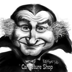 Grandpa Munster  (by Rob Maystead)