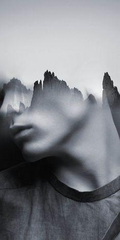 Dream Mountains by Antonio Mora. S)