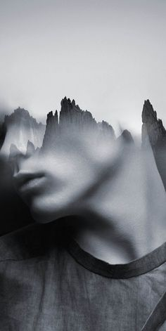 Dream Mountains by Antonio Mora. S)