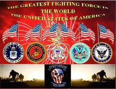 Greatest fighting forces.