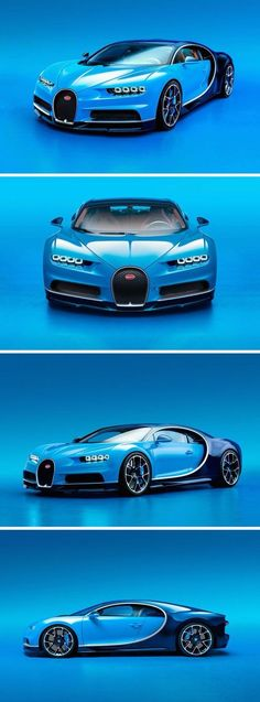 The #Bugatti Chiron is the long-awaited replacement to the famous #Bugatti Veyron, unveiled earlier this year at the Geneva Motor Show. This mid-engined, two-seated sports #car was developed to travel at...